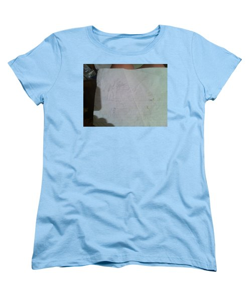 Conceptualizing - 1 Women's T-Shirt (Standard Cut) by Mary Ellen Anderson