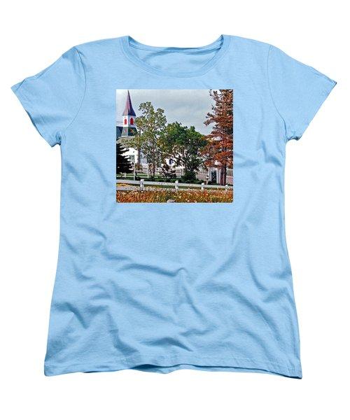 Convergence  Women's T-Shirt (Standard Cut)