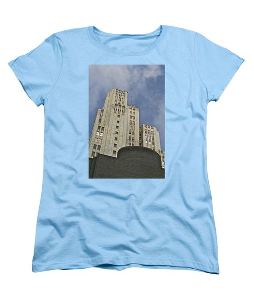 Corporate Monolith  Women's T-Shirt (Standard Cut)