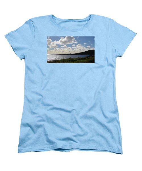 Cowaramup Bay 2.2 Women's T-Shirt (Standard Cut) by Cheryl Miller
