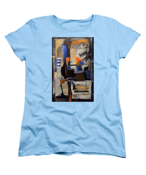 Crazy Legs Women's T-Shirt (Standard Cut) by Glory Wood