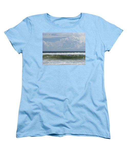 Cresting Wave Women's T-Shirt (Standard Cut)