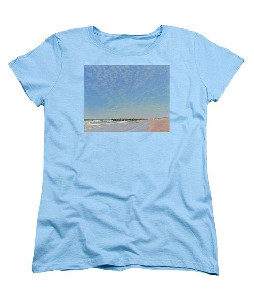 Dancing Sky In April Women's T-Shirt (Standard Cut)