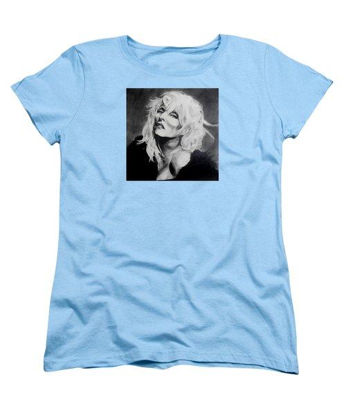 Deborah Women's T-Shirt (Standard Cut) by Raymond Perez