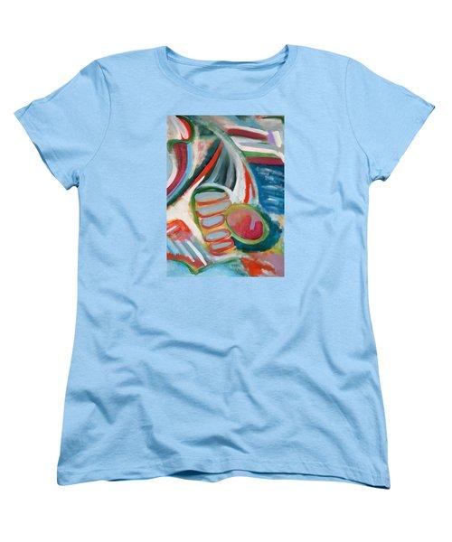Deep In Thought Women's T-Shirt (Standard Cut) by Jeff Gater
