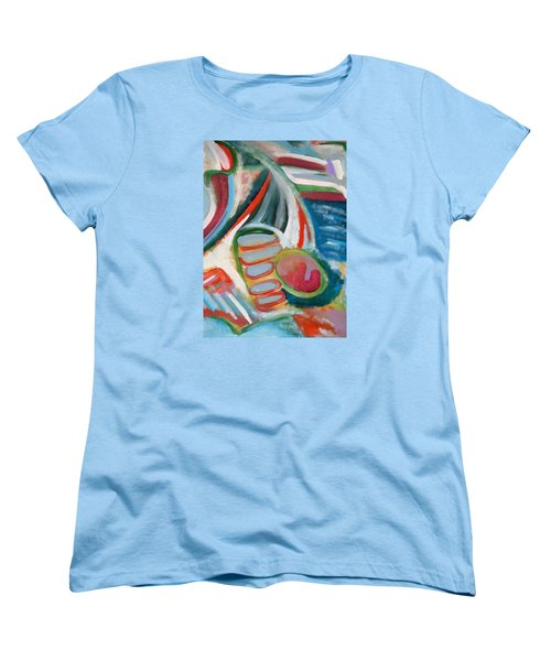 Deep In Thought Women's T-Shirt (Standard Cut)