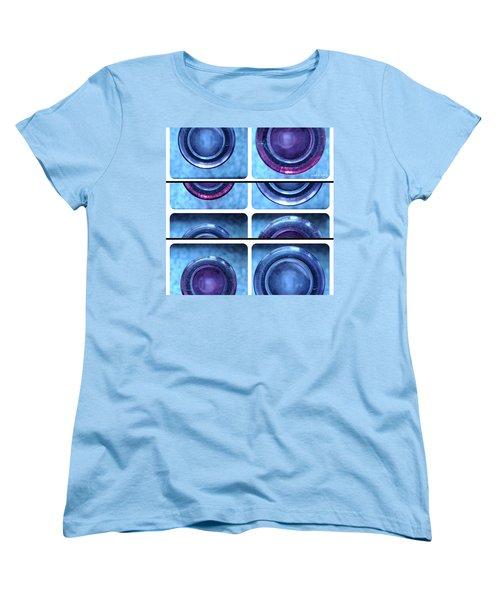 Women's T-Shirt (Standard Cut) featuring the photograph Deep Thoughts Part Two by Sir Josef - Social Critic - ART