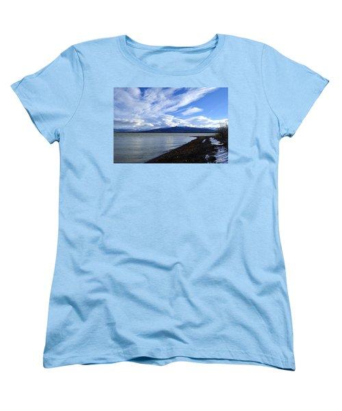 Dezadeash Lake Women's T-Shirt (Standard Cut)