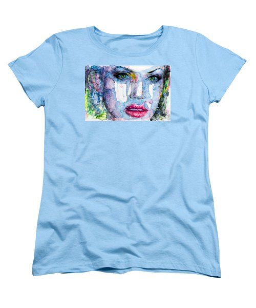Different Is Inspiring Women's T-Shirt (Standard Cut) by Laur Iduc