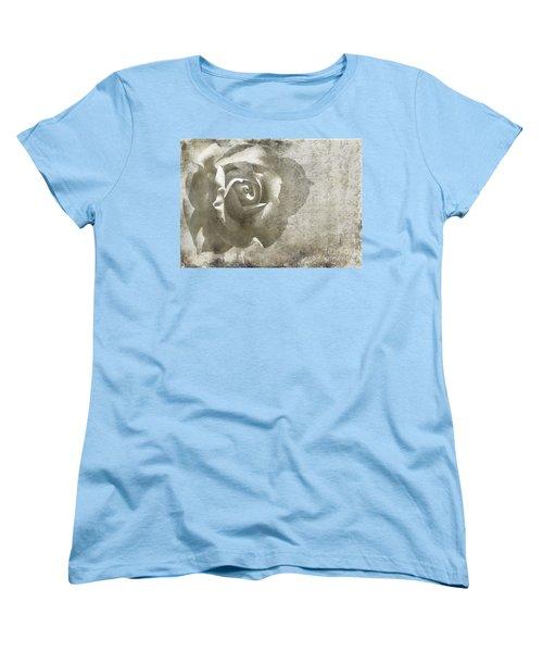 Women's T-Shirt (Standard Cut) featuring the photograph Distant Dreams by Ellen Cotton