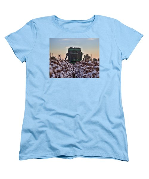 Down The Row Women's T-Shirt (Standard Cut)