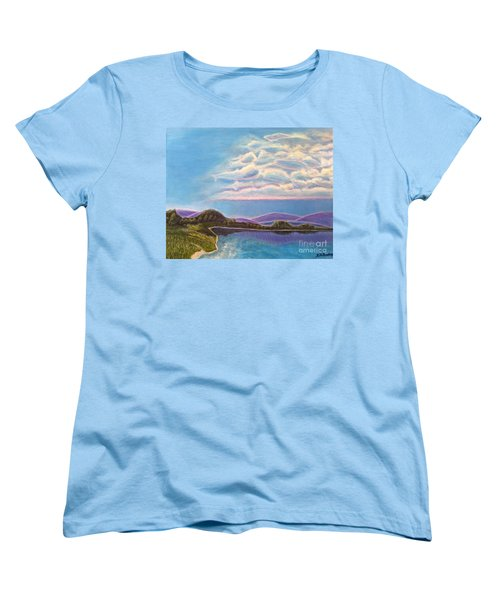Dreamscapes Women's T-Shirt (Standard Cut) by Kimberlee Baxter