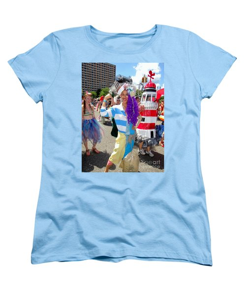Women's T-Shirt (Standard Cut) featuring the photograph Duality by Ed Weidman