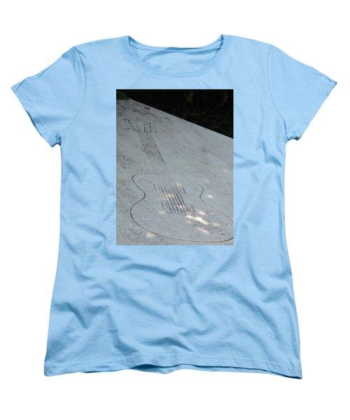 Duane's  Still Playin  Women's T-Shirt (Standard Cut) by Aaron Martens