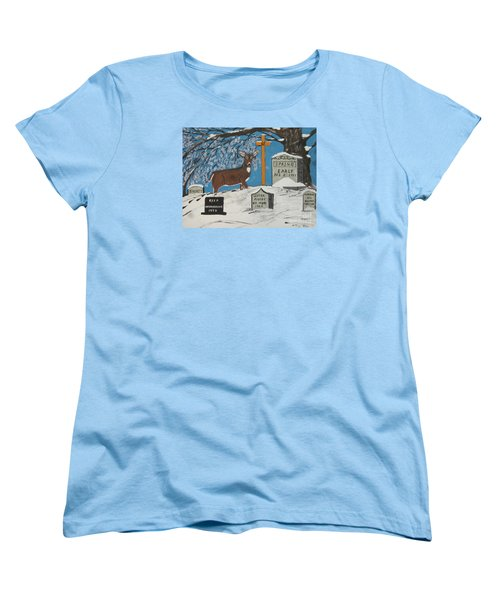 Early Spring Women's T-Shirt (Standard Cut)