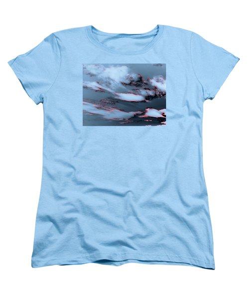 Electrified Women's T-Shirt (Standard Cut) by Pamela Hyde Wilson