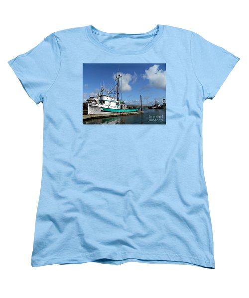 Ellie J 2 Women's T-Shirt (Standard Cut) by Chalet Roome-Rigdon