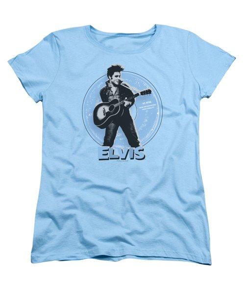 Elvis - 45 Rpm Women's T-Shirt (Standard Cut) by Brand A