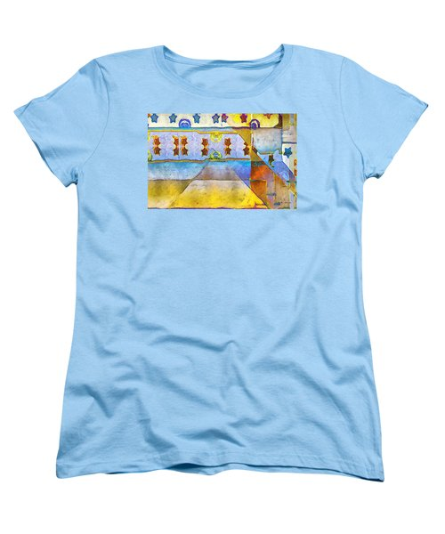 Empty Stage Women's T-Shirt (Standard Cut) by RC deWinter