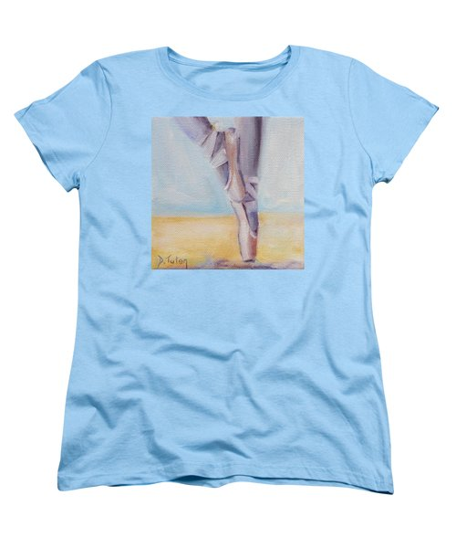En Pointe Women's T-Shirt (Standard Cut)