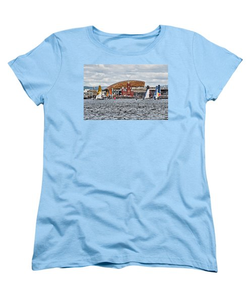Extreme 40 At Cardiff Bay Women's T-Shirt (Standard Cut)