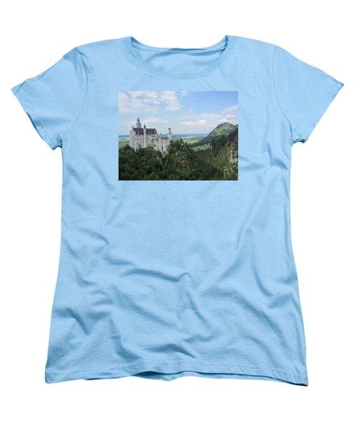Fairytale Castle - 1 Women's T-Shirt (Standard Cut) by Pema Hou