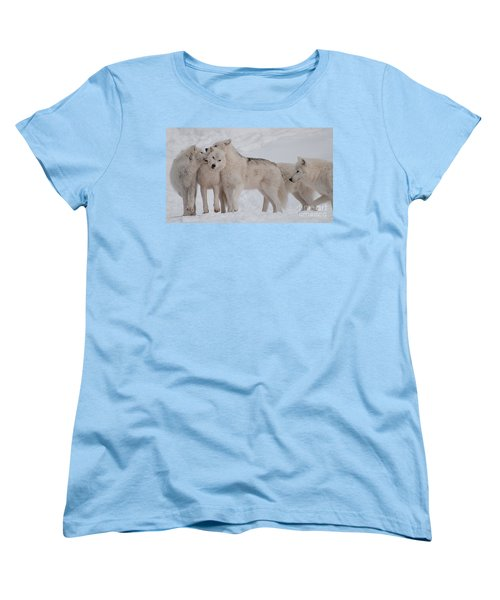 Family Ties Women's T-Shirt (Standard Cut)