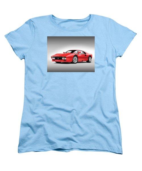 Ferrari 288 Gto Women's T-Shirt (Standard Cut) by Gianfranco Weiss