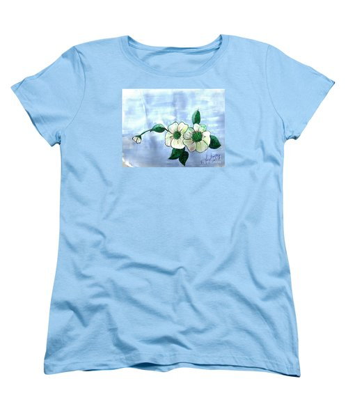 Field Flowers Women's T-Shirt (Standard Cut)
