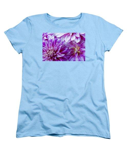 Filling The Frame Women's T-Shirt (Standard Cut) by Nick  Boren