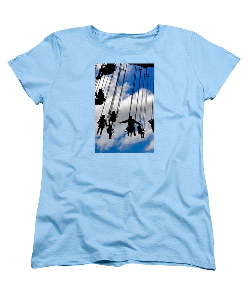 Flight Women's T-Shirt (Standard Cut) by Caitlyn  Grasso