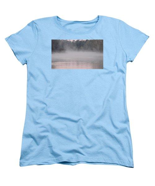 Flint River 3 Women's T-Shirt (Standard Cut) by Kim Pate