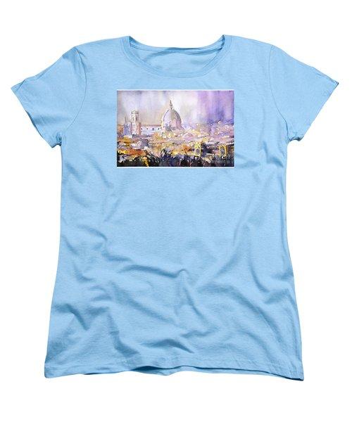 Florence Duomo Women's T-Shirt (Standard Cut)