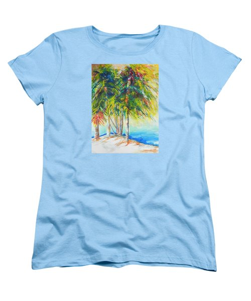 Florida Inspiration  Women's T-Shirt (Standard Cut)