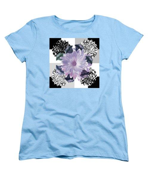 Flower Spreeze Women's T-Shirt (Standard Cut)