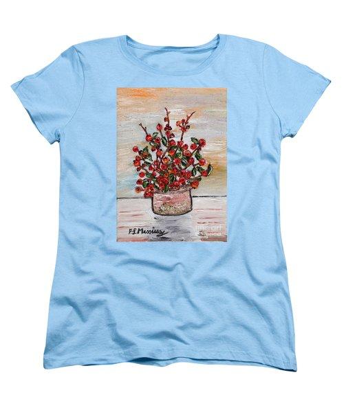 For You Women's T-Shirt (Standard Cut) by Loredana Messina