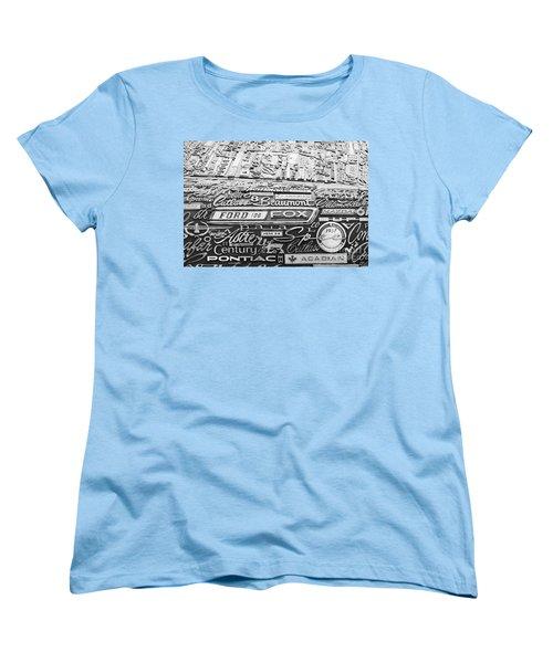 Ford Fox Women's T-Shirt (Standard Cut) by Chris Dutton