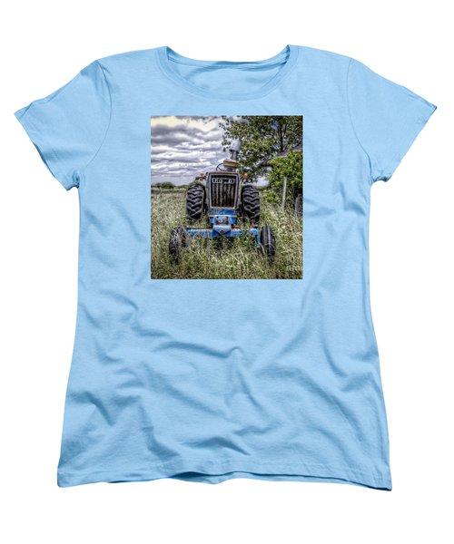 Ford Women's T-Shirt (Standard Cut) by Savannah Gibbs