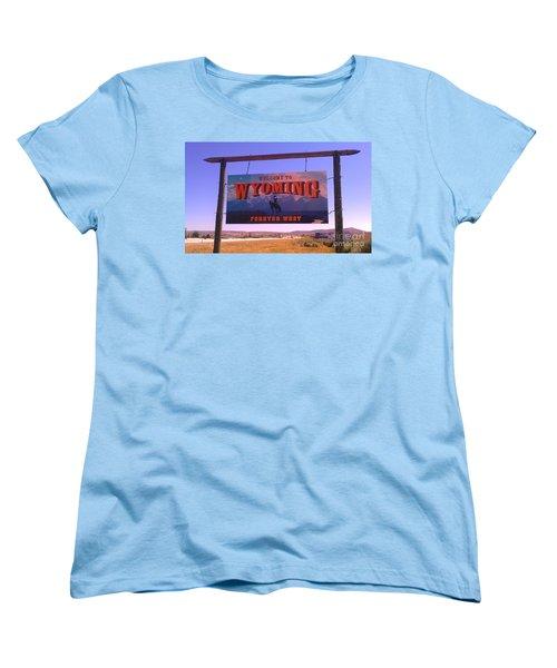 Forever West Women's T-Shirt (Standard Cut)