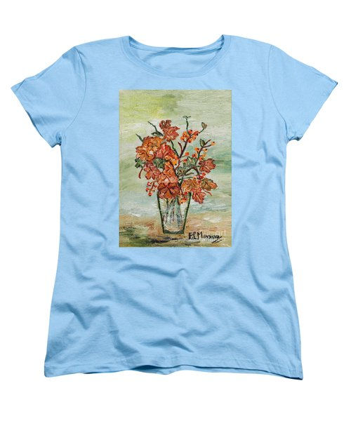 From The Garden Women's T-Shirt (Standard Cut) by Loredana Messina