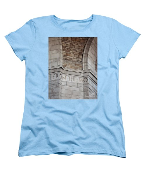 From The Moral... Women's T-Shirt (Standard Cut) by Art Whitton