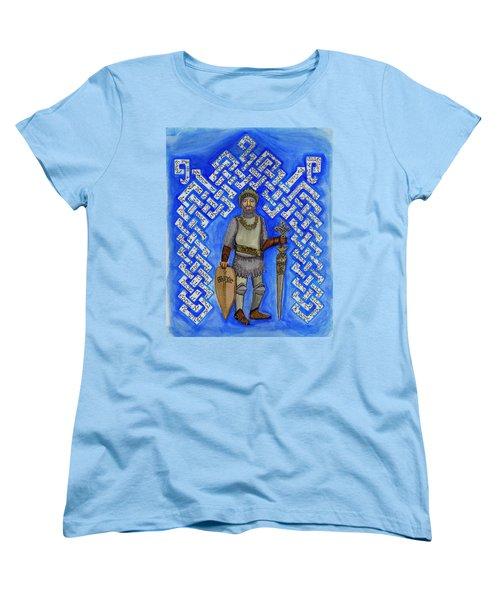 Full Armor Of Yhwh Man Women's T-Shirt (Standard Cut) by Hidden  Mountain