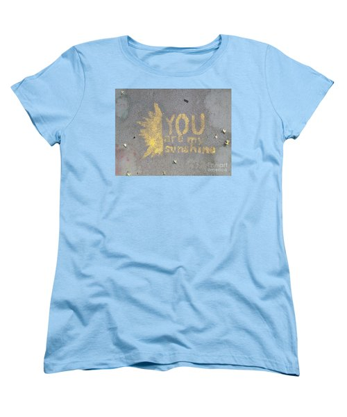 Gabi Women's T-Shirt (Standard Cut) by Joseph Yarbrough