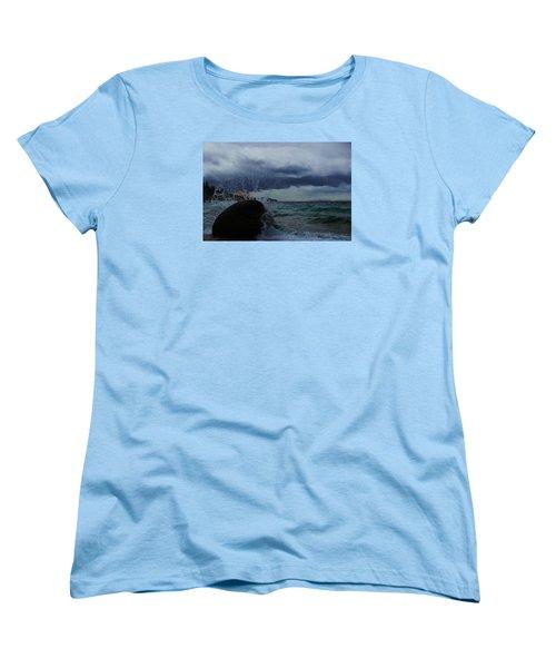 Get Splashed Women's T-Shirt (Standard Cut)