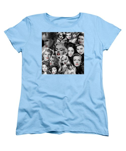 Glamour Girls 1 Women's T-Shirt (Standard Cut)
