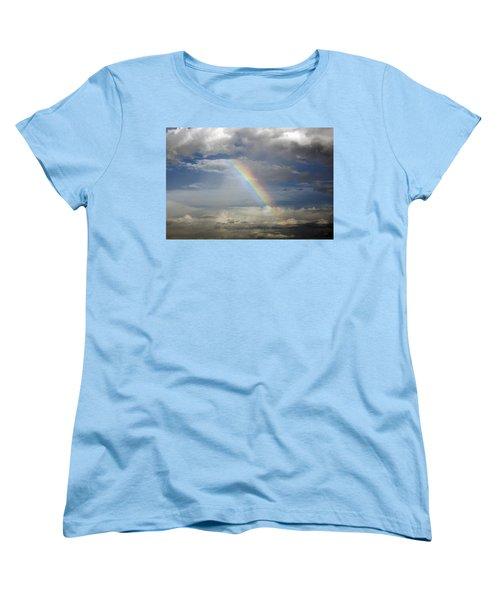 God's Promise Women's T-Shirt (Standard Cut) by Charles Beeler