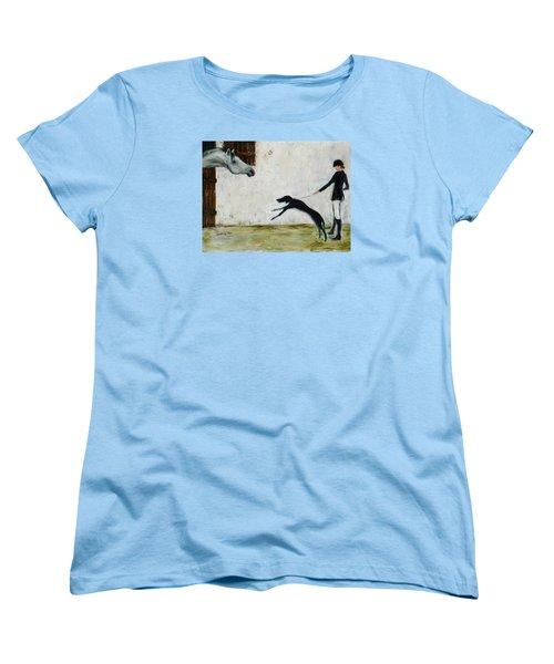 Good To See You Again Women's T-Shirt (Standard Cut)