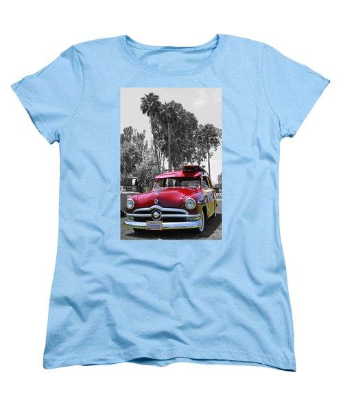 Women's T-Shirt (Standard Cut) featuring the photograph Got Wood? by Shoal Hollingsworth