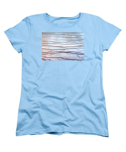 Gradations Women's T-Shirt (Standard Cut) by David Andersen