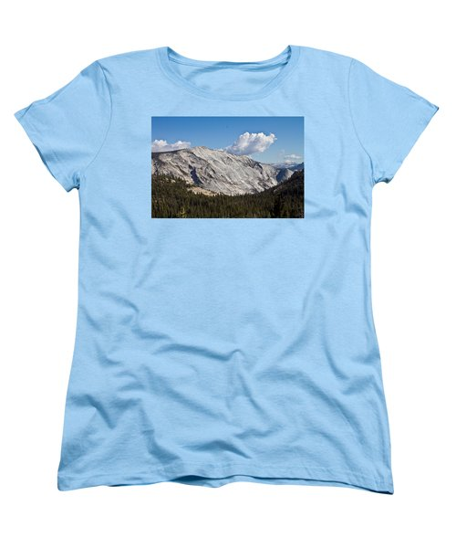 Women's T-Shirt (Standard Cut) featuring the photograph Granite Mountain by Brian Williamson